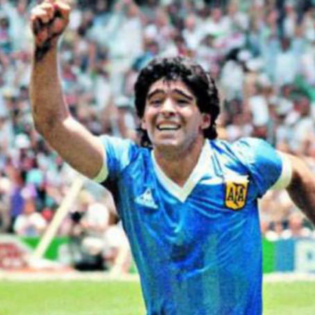 Luto en el futbol mundial por la muerte de Diego Armando Maradona