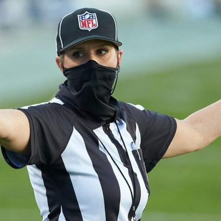Sarah Thomas Willis: La primera mujer árbitro en una Super Bowl