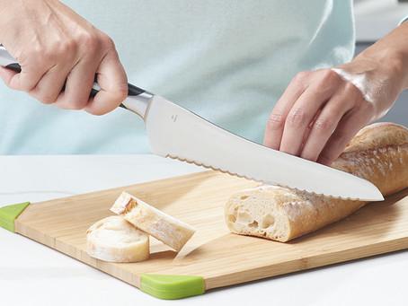 El secreto de los chefs: ¿Cuál es el cuchillo más adecuado?