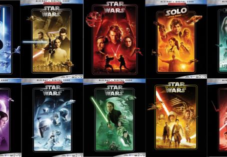 "Nueva saga ""Star wars"""