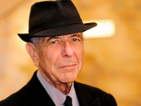 Leonard Cohen el poeta