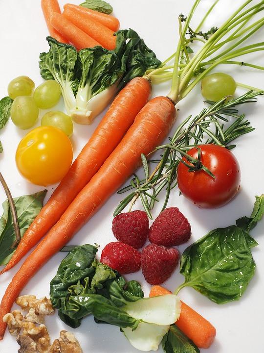 Vegetales, Vegan, Saludable, Los Alimentos, Vegetariana