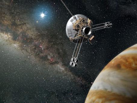 ¡Salimos del Sistema Solar! La misión Pioneer 10
