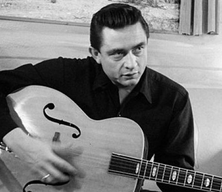 "Johny Cash: ""The man in black"""