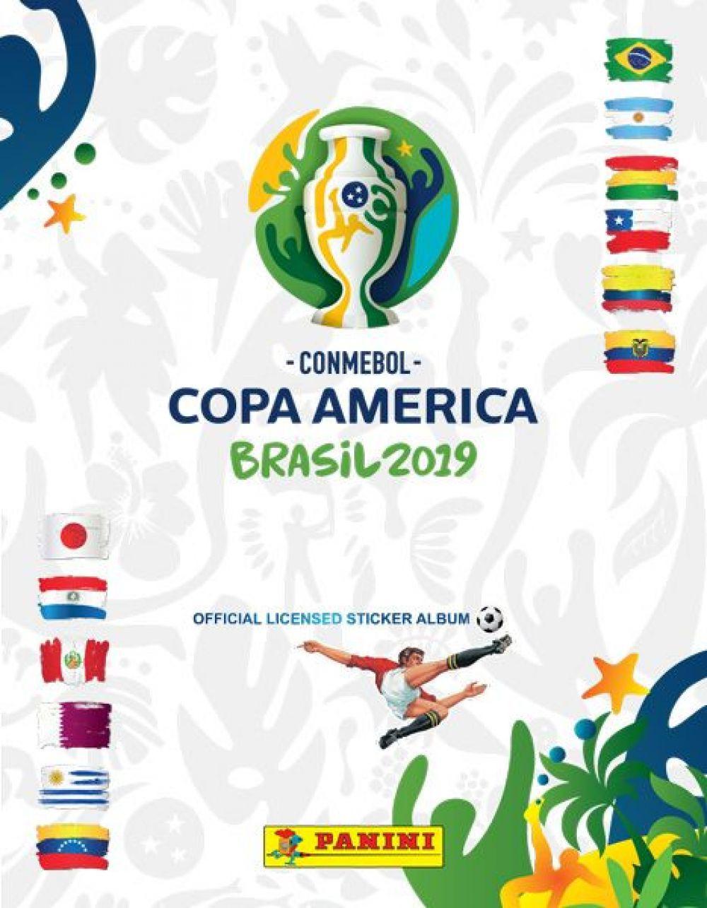 Copa América 2019 - Panini