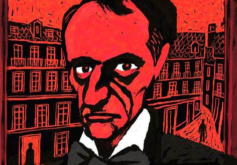 A 200 años de su nacimiento rinden homenaje al poeta Charles Baudelaire