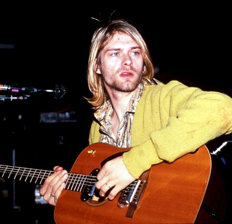 Lo que dice el FBI de Kurt Cobain