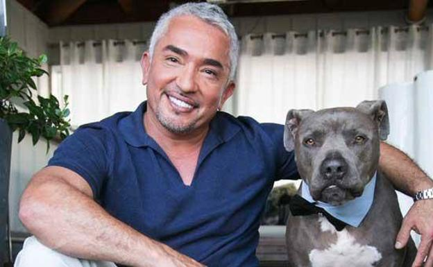 César Millán es conocido en el mundo entero como el encantador de perros