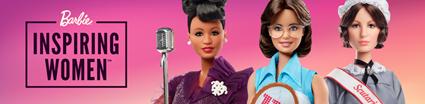 Mujeres que inspiran. La nueva línea de Barbie