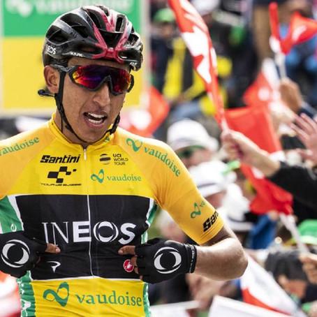 La nueva promesa del ciclismo Colombiano y Mundial