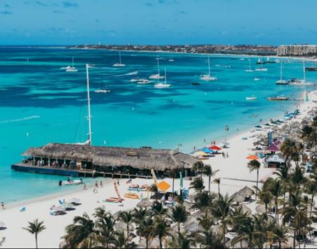 Aruba: Tranquilidad, playa y buena comida aún durante la pandemia