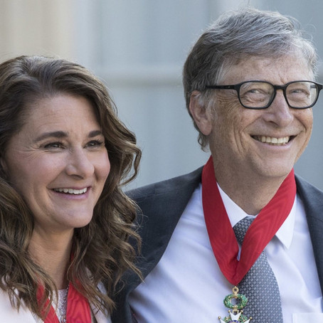 Bill Gates y Melinda Gates se divorcian después de 27 años juntos