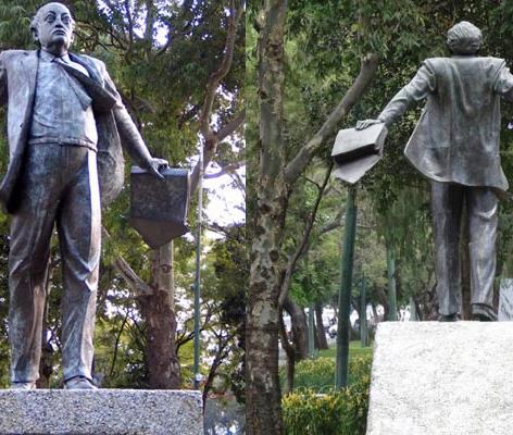 Miguel Ángel Asturias, Premio Nobel de literatura y portavoz de la cultura maya