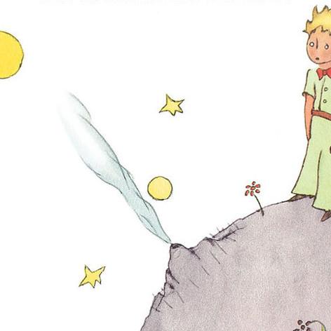 El Principito, un libro para dos edades
