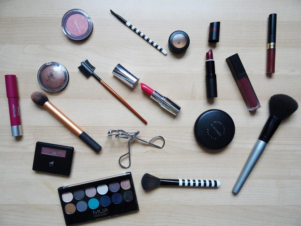 Maquillaje, Lápiz Labial, Fundación, Cosmética, Polvo