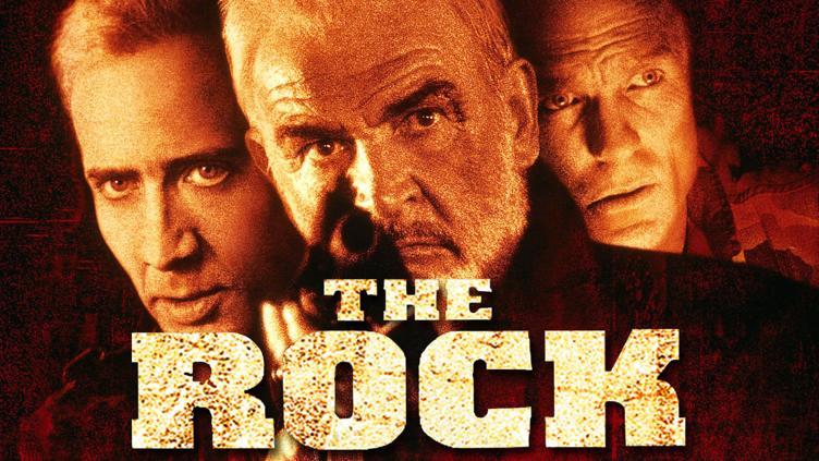 La película de La Roca narra la historia de la fuga de Alcatraz. Una fuga sin duda histórica