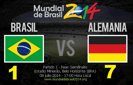 La peor derrota de la selección brasileña
