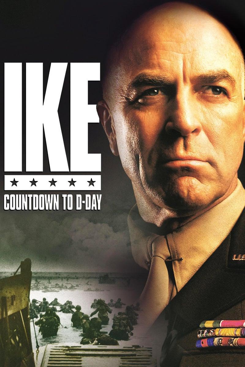 Una de las películas donde apreciamos el importante papel de Eisenhower en la guerra