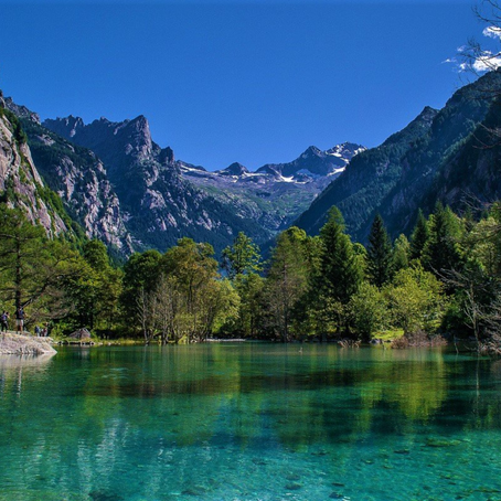 Un recorrido por el Val di Mello