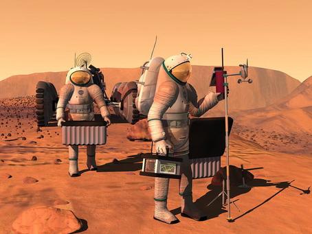 Te contamos todo acerca de las misiones a Marte