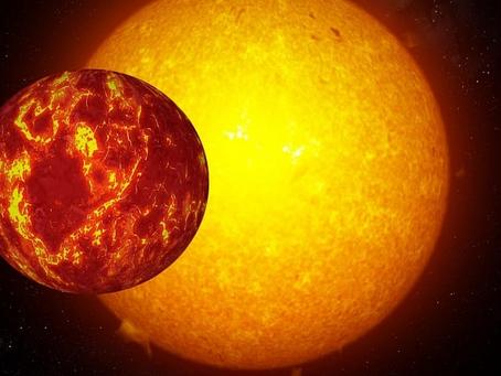 La NASA envía la nave Messenger para explorar Mercurio