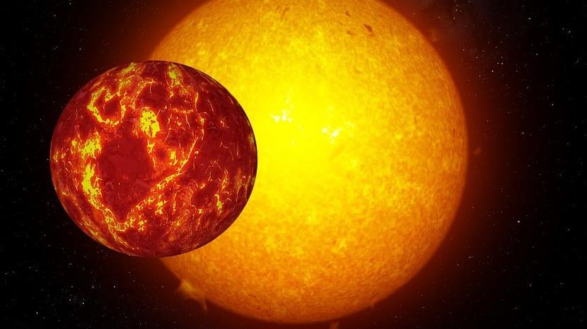 Tan cerca del Sol, muchos piensan que Mercurio no debería existir. De hecho se piensa que no tardando mucho sea absorbido por este