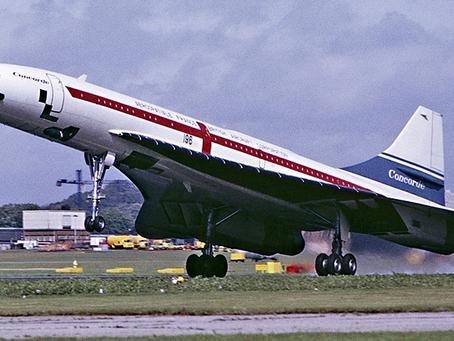 Lo que no sabías acerca del Concorde