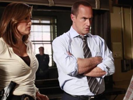 Christopher Meloni regresará como el agente Elliot Stabbler en la nueva temporada de Ley & Orden