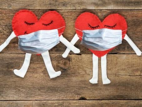 ¿Cómo ha sobrevivido el día de los enamorados a la pandemia?