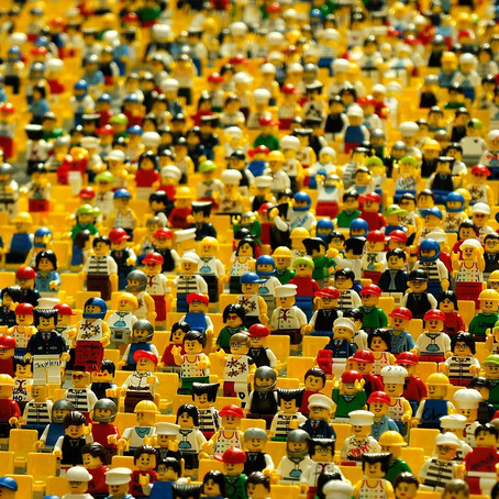 Lego, un juego que no pasa de moda