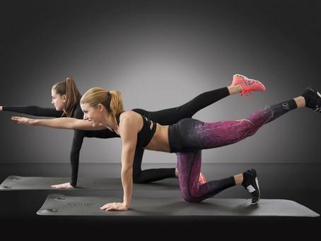 ¿Quieres estar en forma? ¡Haz crossfit!