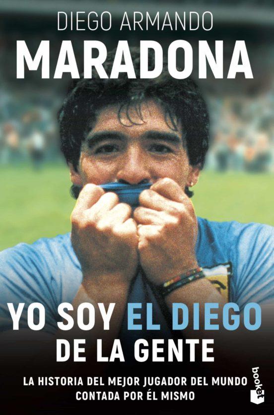¿Quieres saber más sobre la historia de Maradona? No te puedes perder este libro