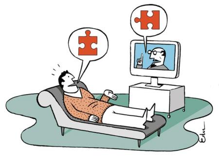 Cada vez más personas optan por la psicoterapia online