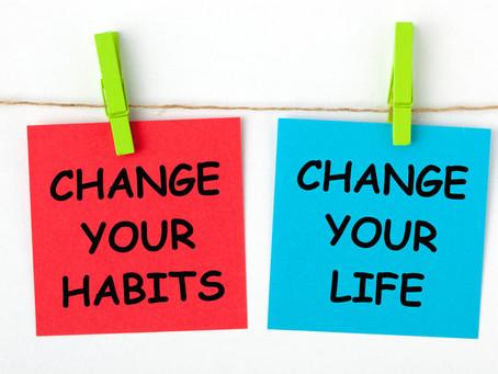 Creating New & Good Habits