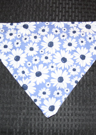 Daisy for You Bandana Slip On Collar