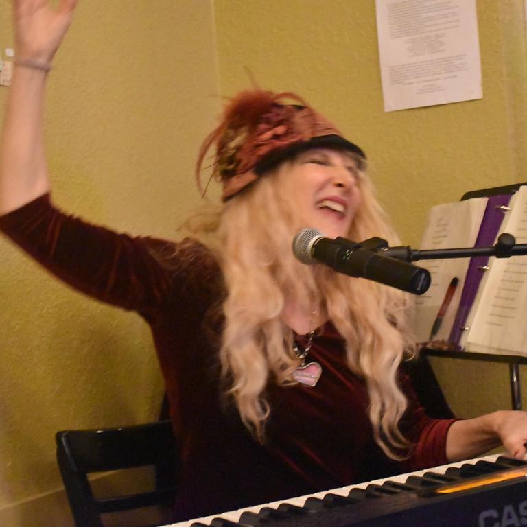 Studio Recording Session For New Album: Grace Unleashed