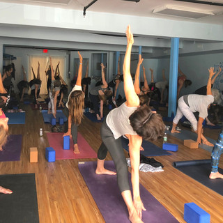 Group Class at Here&Now