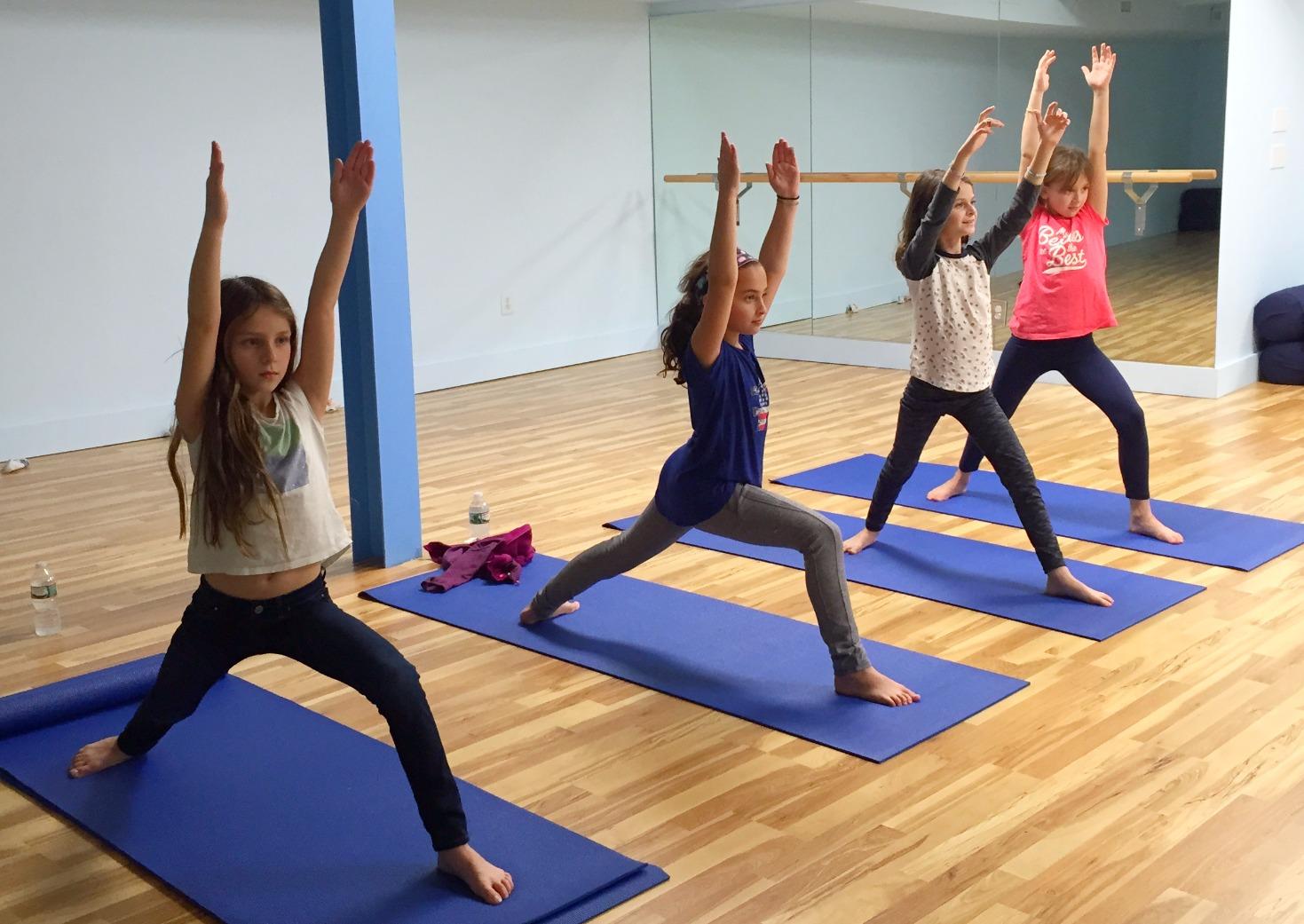 Yoga class teens, emmas fetish artist