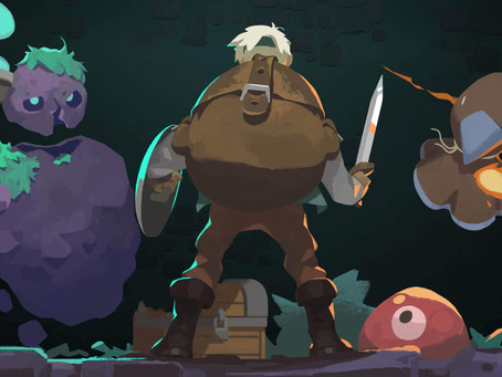 A superficial analysis of the 1st hour of Moonlighter + project on hold