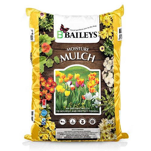 Baileys Moisture Mulch 30L