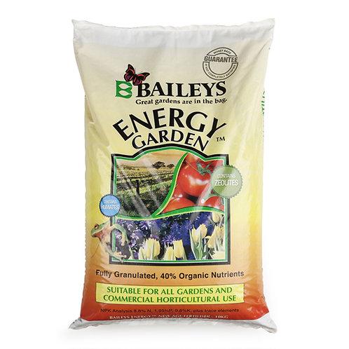 Baileys Energy Garden Fertiliser 10kg