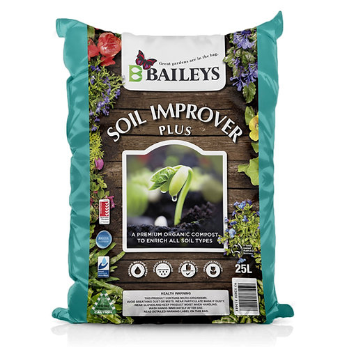 Baileys Soil Improver Plus 25L