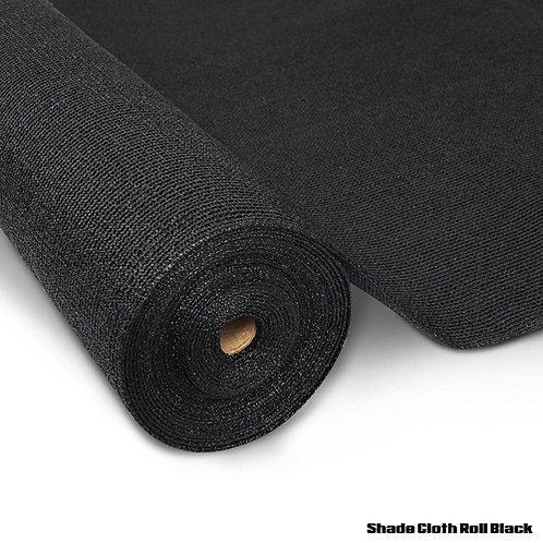 Shade Cloth 1800mm x 50m Roll Black