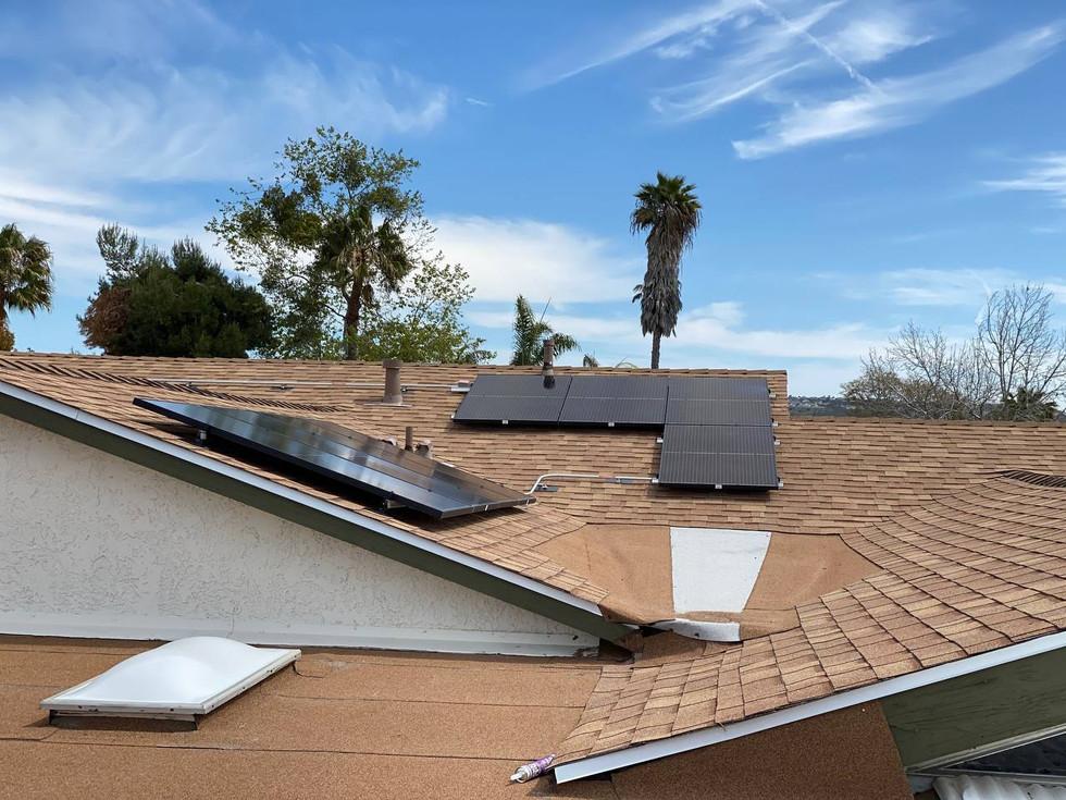 San Diego Simple Energy Solar Panel Installation