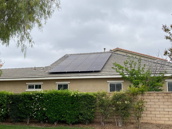 Simple Energy 24 Solar Panel Installatio