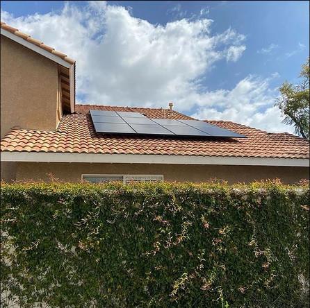 Simple Energy New Solar Installation