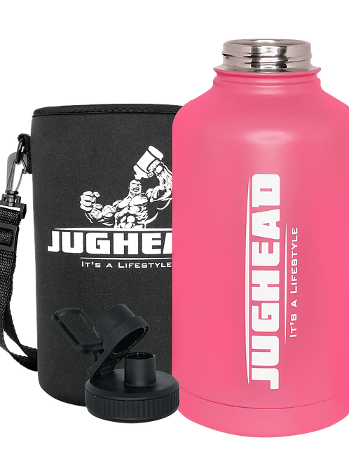 Jughead 64 oz Big Sports Water Bottle Flask