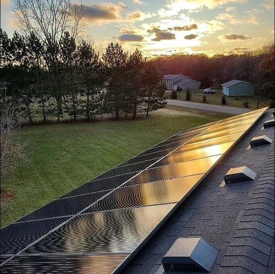 Simple Energy Solar PV Installation