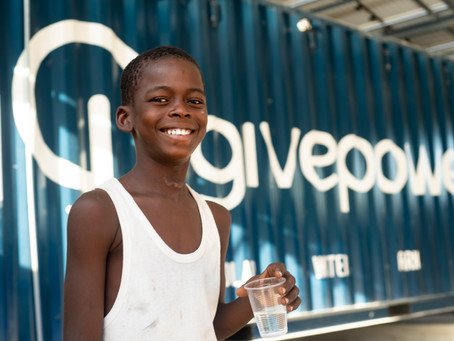 Simple Energy, LLC partners with GivePower Foundation to provide clean water through solar energy