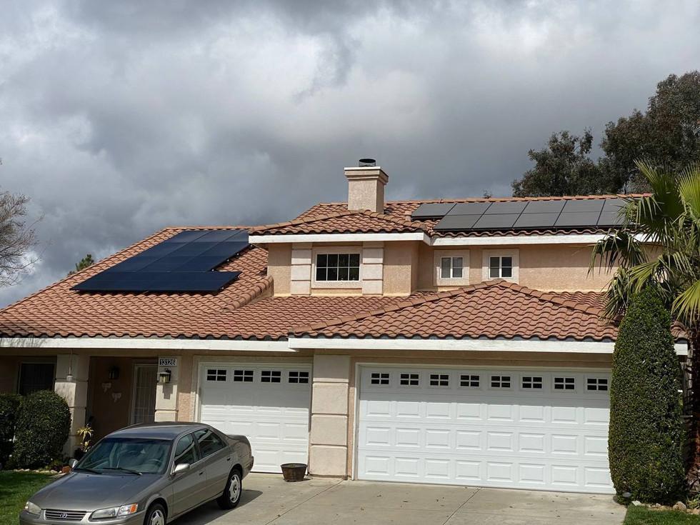 Murrieta California Simple Energy Solar System